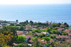 View of Lower Malaga Cove
