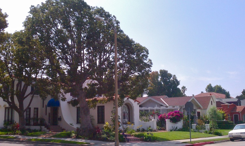 Old Torrance features lovely homes like this one